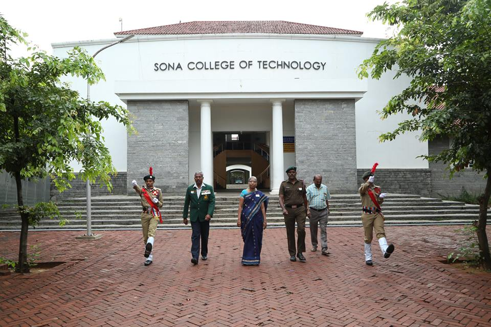 Independence Day celebrations at Sona College of Technology